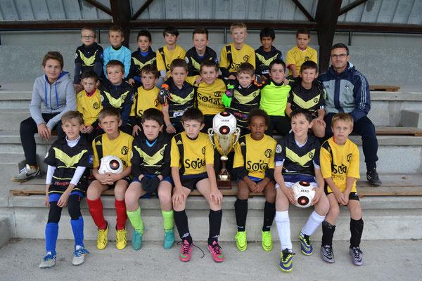 U10-U11 - Saison 2016/2017