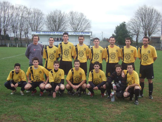 Equipe A - Saison 2006/2007