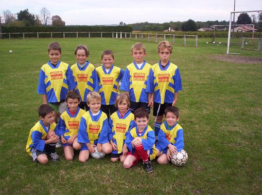 Débutants - Saison 2004/2005