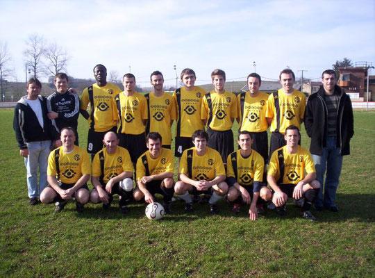 Equipe B - Saison 2006/2007
