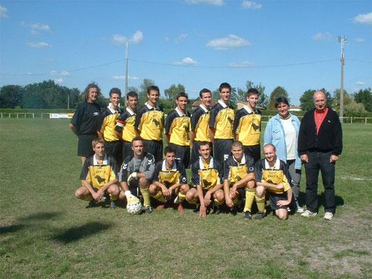 Equipe A2 - Saison 2005/2006