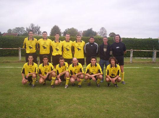 Equipe B - Saison 2004/2005