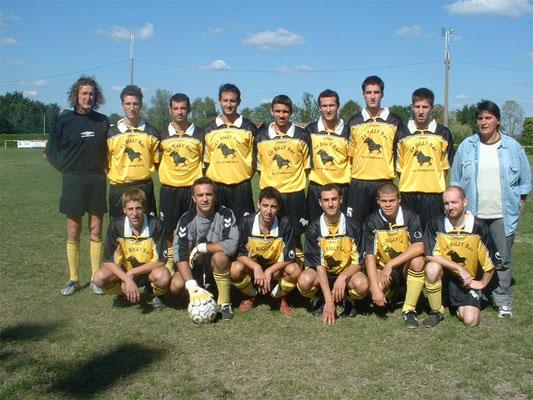 Equipe A - Saison 2005/2006