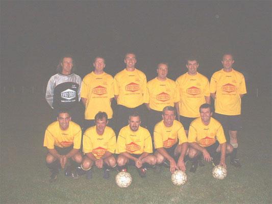 Vétérans - Saison 2005/2006
