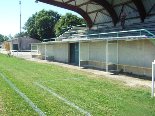 Inauguration du Stade - 13/07/2007