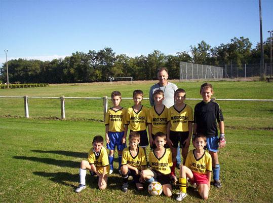 Poussins - Saison 2004/2005