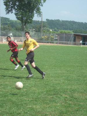 Dernier match - 06/2007