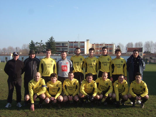 Equipe A - Saison 2010/2011