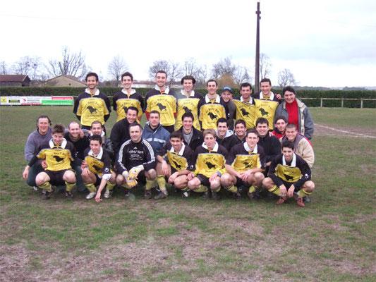 Equipe AB - Saison 2005/2006