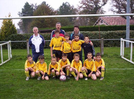 Benjamins - Saison 2006/2007
