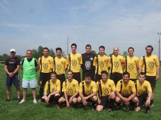 Equipe A - Saison 2009/1010