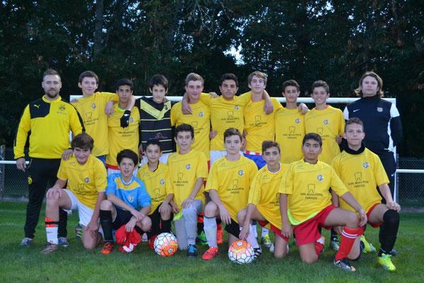 U14-U15 - Saison 2016/2017