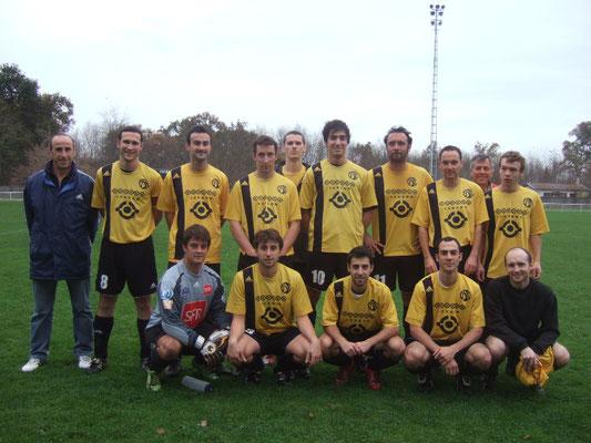 Equipe B - Saison 2009/1010