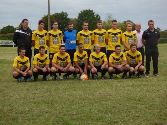 Equipe A - Saison 2016/2017