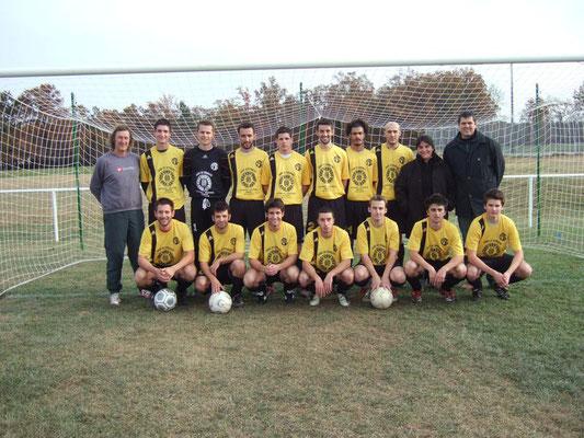 Equipe A - Saison 2007/2008