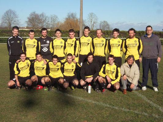 Equipe B - Saison 2010/2011