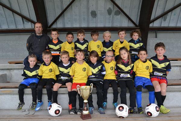 U8-U9 - Saison 2016/2017
