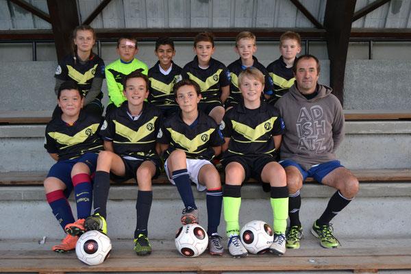 U12-U13 - Saison 2016/2017