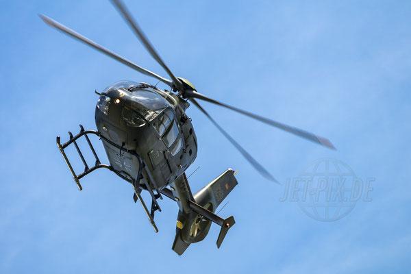 Auch wenn die Maschine einem teilweise sehr nachkam, wusste man immer das der Pilot alles im Griff hat.