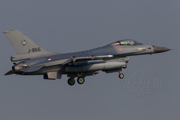 F16 der Holländer