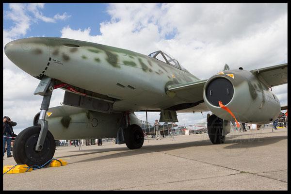 Me262 beim Static Display in Geilenkirchen