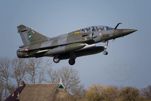 Mirage 2000D der Französischen Luftwaffe