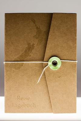 Tagebuch mit Pappeinband