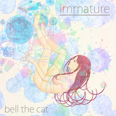 "1st Mini Album ""immature"" 2011.08.01 OUT/SVR-1001/¥1,050-/01. LOST TEENAGE/02. アクアリウム/03. sus/04. 手首/05. 裸のままで"