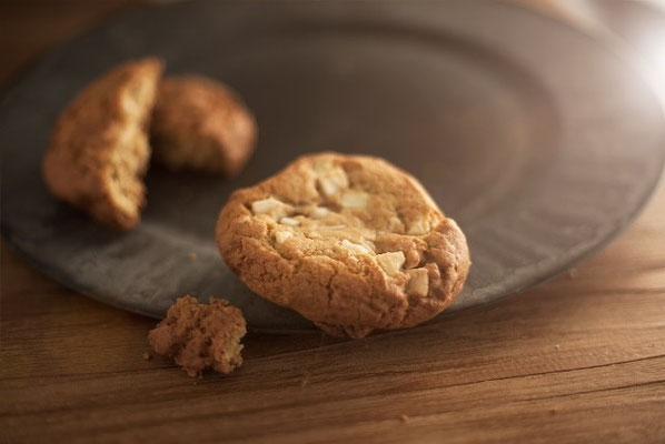 Vanille koek: Superkrokant koekje van eigen deeg met Bourbon vanille