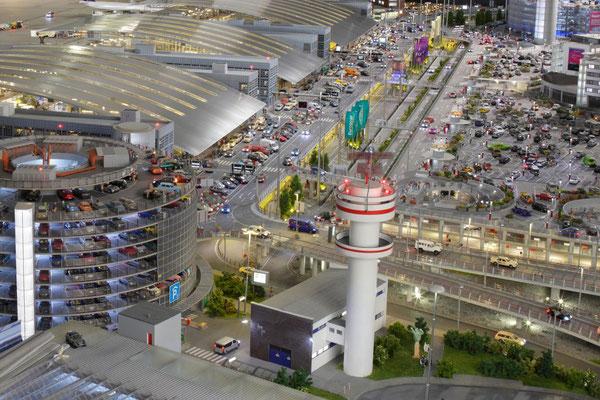 Flughafen - Quelle: Miniatur Wunderland