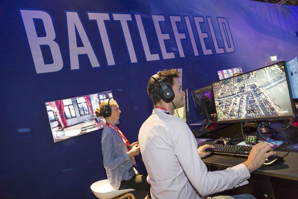 Battlefield - Quelle: http://www.gamescom.de/