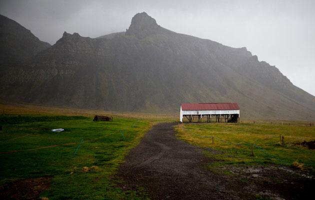 ISLAND - Snæfellsjökull