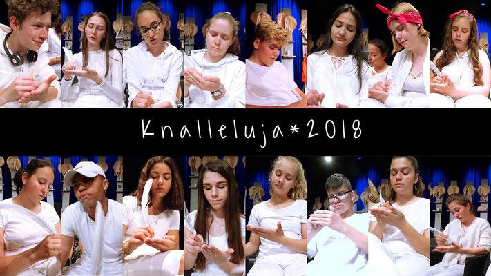 2018: Knalleluja / Foto: M. Stenz