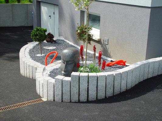 Palissade - granit