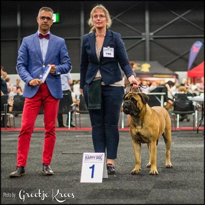 JCAC en res. CAC paashow 2017 Arnhem