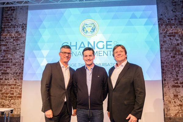 Rainer Dunkel, Frank H. Sauer, Dieter Franz