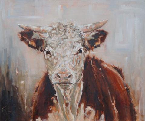 Hereford | oil on  linen | 120x100cm