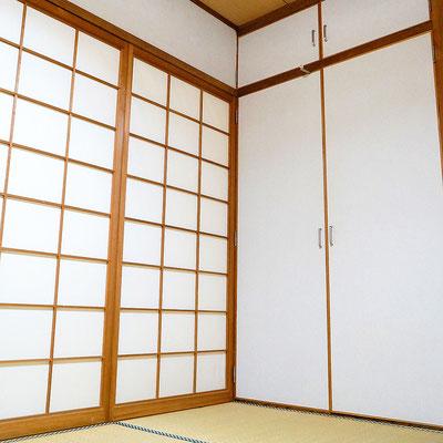 石垣島のリゾートバイトの「寮」和室