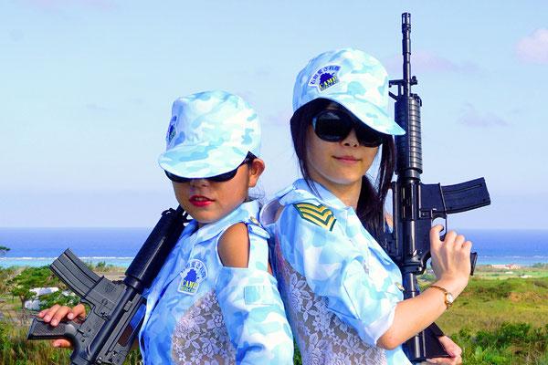 石垣島でリゾバ(リゾートバイト)募集!「CAMP META-CAT」衣装について