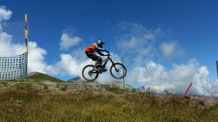 Downhill 2015 Crans-Montana