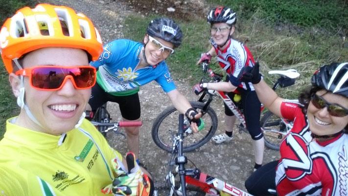 Schweizer Team in Annecy (Frankreich)