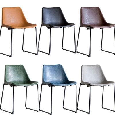 カラーは6色。お部屋の雰囲気に合わせてお選びください。