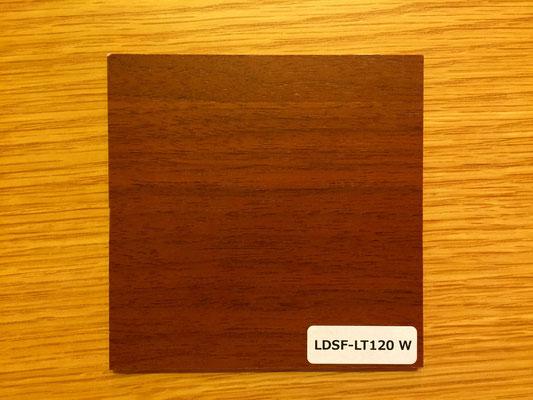 テーブル天板ブラウン色の見本です。