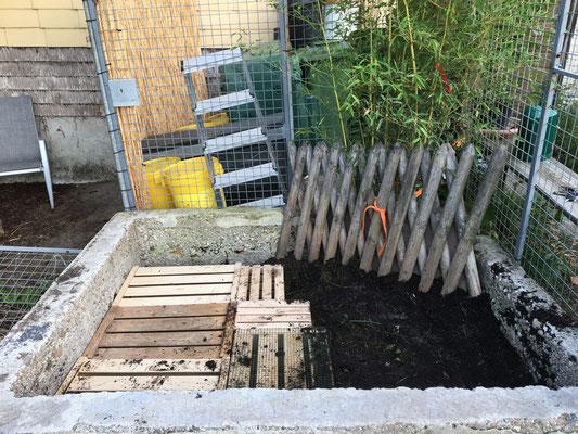 Boden vorbereiten