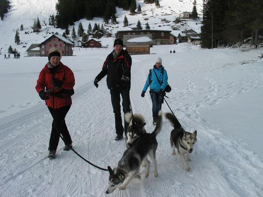 Après-Ski mit Gästen
