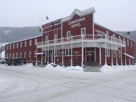 Das Hotel Down-Town