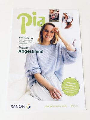 Nicola Hahn-Personal Stylist-Cover Pia Magazin