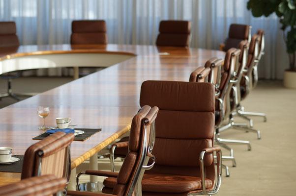 Saubere Büros motivieren Ihre Mitarbeiter.