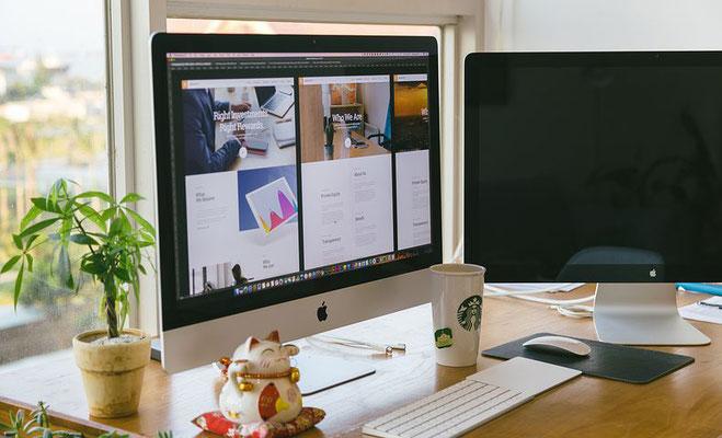 Saubere Büros fördern die Leistung und Kreativität.