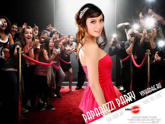 Paparazzi party